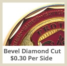 opt bevel - Custom Coins - Color On Both Sides